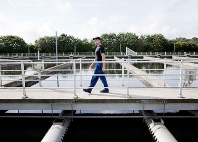 Turning wastewater into green energy at Marselisborg WWTP